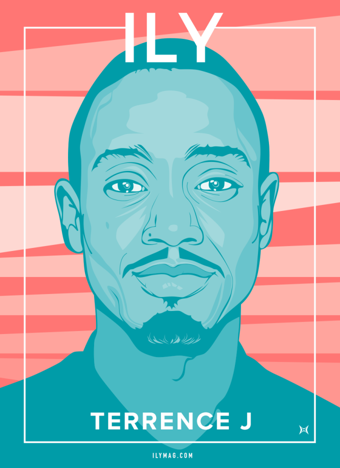 Terrence J (Digital Cover Story)