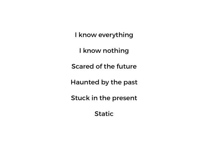 Static (Poem)