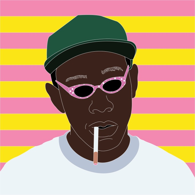 Love Resonates Throughout Tyler, The Creator's 'Flower Boy' Album(Review)